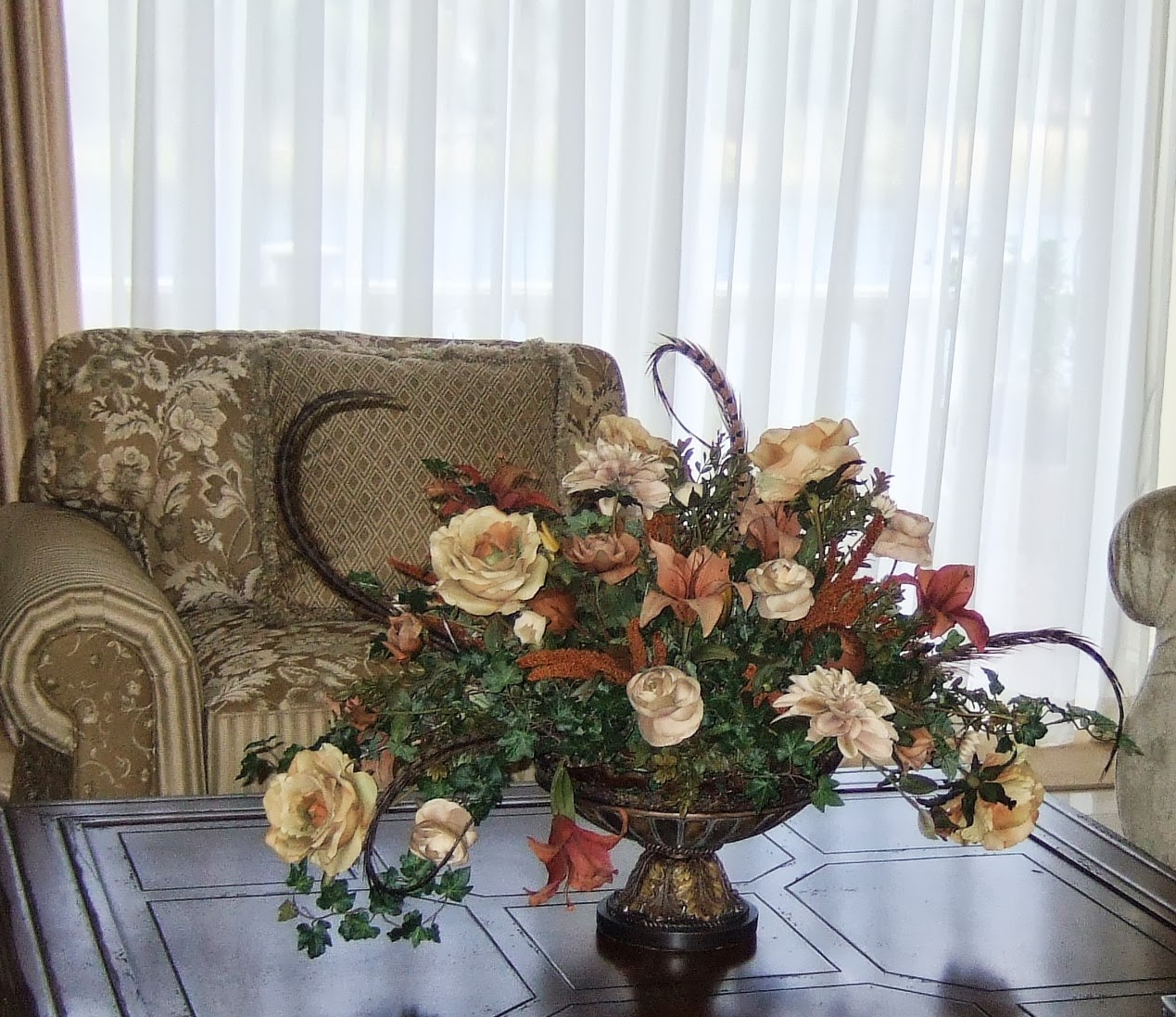 Ana Silk Flowers Ideas Elegant Traditional