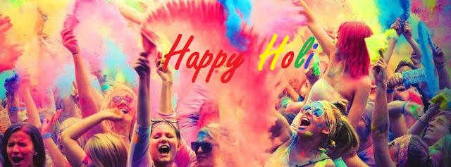 Holi Festival Images for Facebook