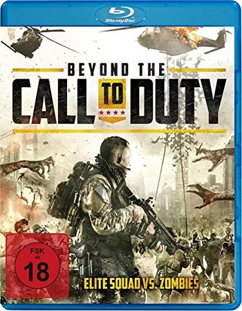 Beyond the Call to Duty 2016 BRRip 480p 300MB ( Hindi – English ) MKV