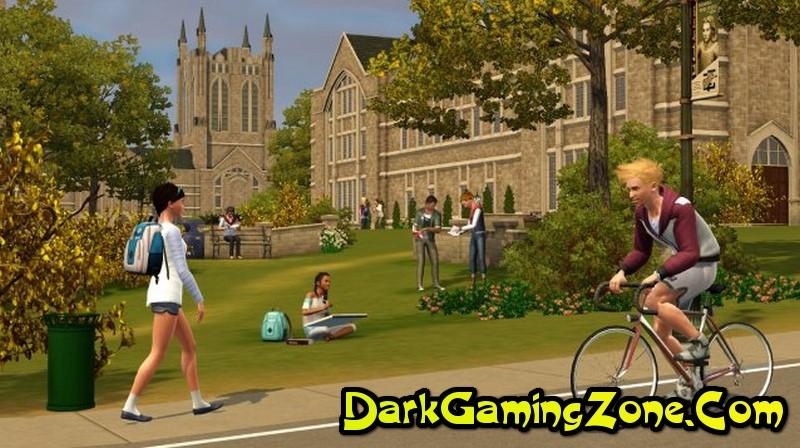 Симс 2: университет: обзор, геймплей, дата выхода | pc игры.
