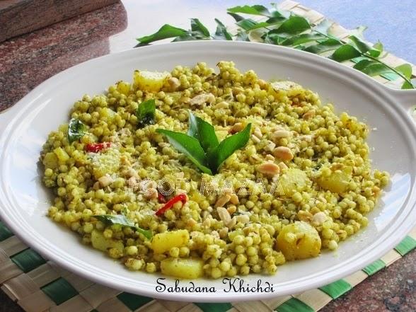 Sabudana Cake Recipe In Marathi: Shobha's Food Mazaa Recipe Index: MAHARASHTRIAN CUISINE