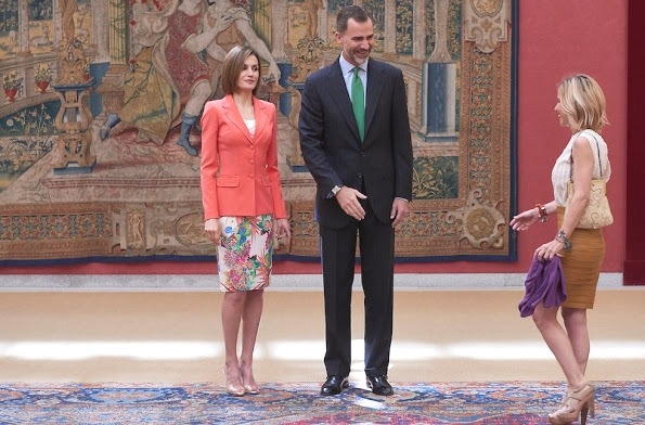 Spanish Royals Attended The Bicentenary Of The Council Of The Greatness Of Spain