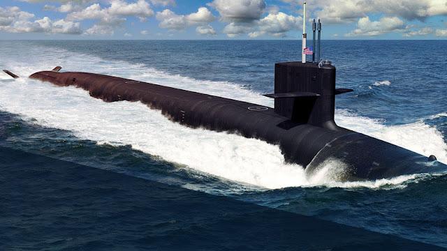 """""""Máquinas apocalípticas de la muerte"""": EE.UU. comienza a desarrollar los submarinos clase Columbia"""