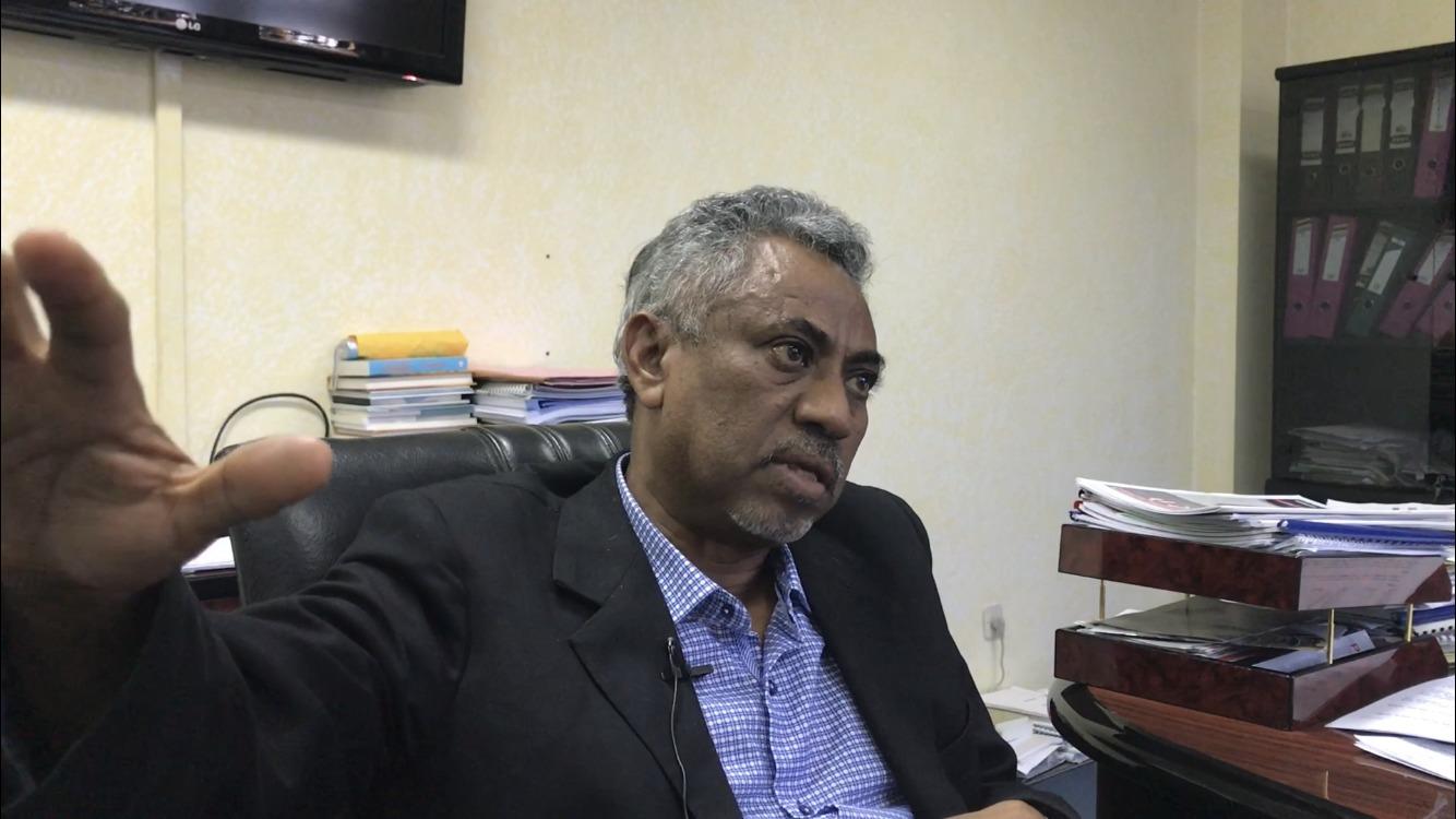 Eritrea 'schools' Ethiopia minister over illegal U N  arms
