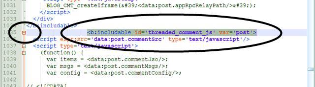 Mengatasi tombol reply komentar yang tidak berfungsi