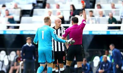 Highlight Newcastle 0-2 Tottenham, 13 Agustus 2017