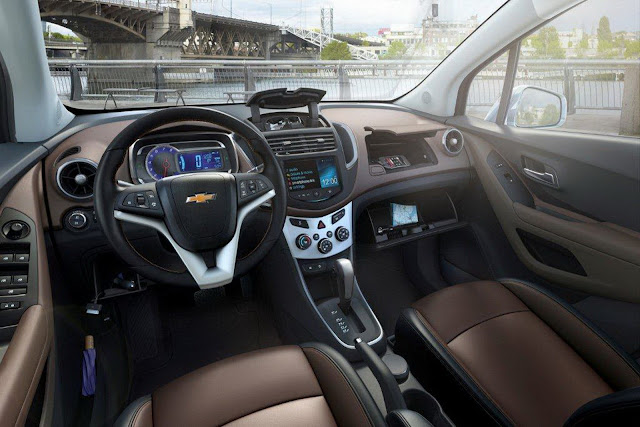 2018 Chevrolet Trax Fuel Consumption Canada