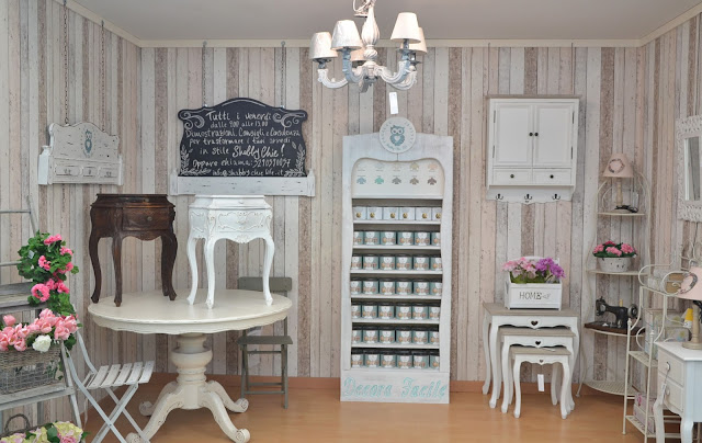 stand shabby chic Decora Facile