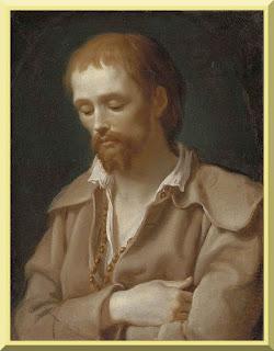Saint Benedict Joseph Labre - PD-1923