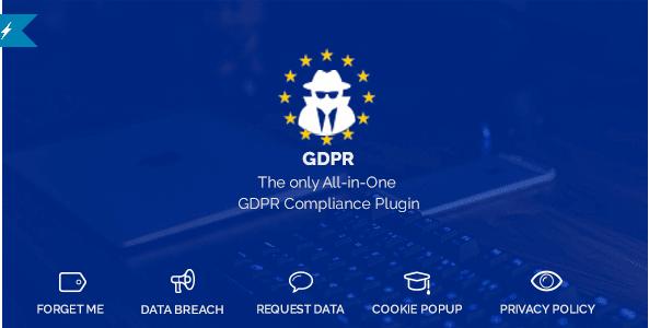 تحميل إضافة GDPR v1.4.0.2 وردبرس