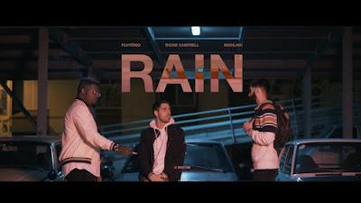 "Plutonio x Mishlawi x Richie Campbell - Rain "" Rap """