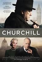 Churchill (2017) - Poster