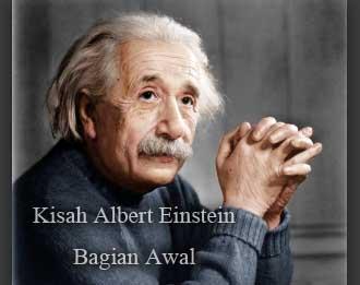 Kisah Albert Einstein