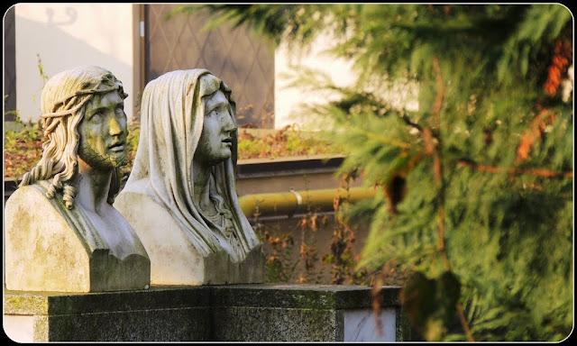 Cimitero dei monaci, Chiaravalle Milanese. 2013