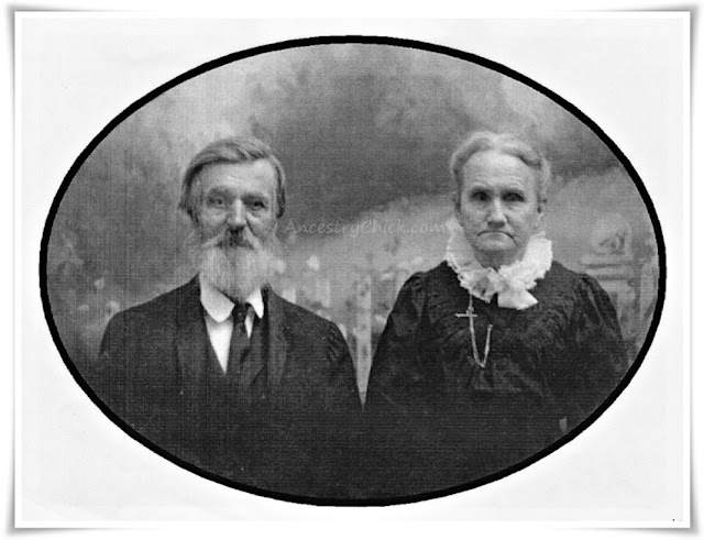 Isaac and Jerusha Templeton - Surname Saturday