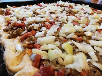 przepis na najlepszą domowa pizze
