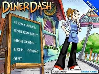 Download Diner Dash Full Version Gratis For PC/Laptop