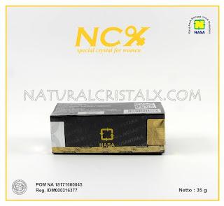 ncx nasa keputihan pada wanita