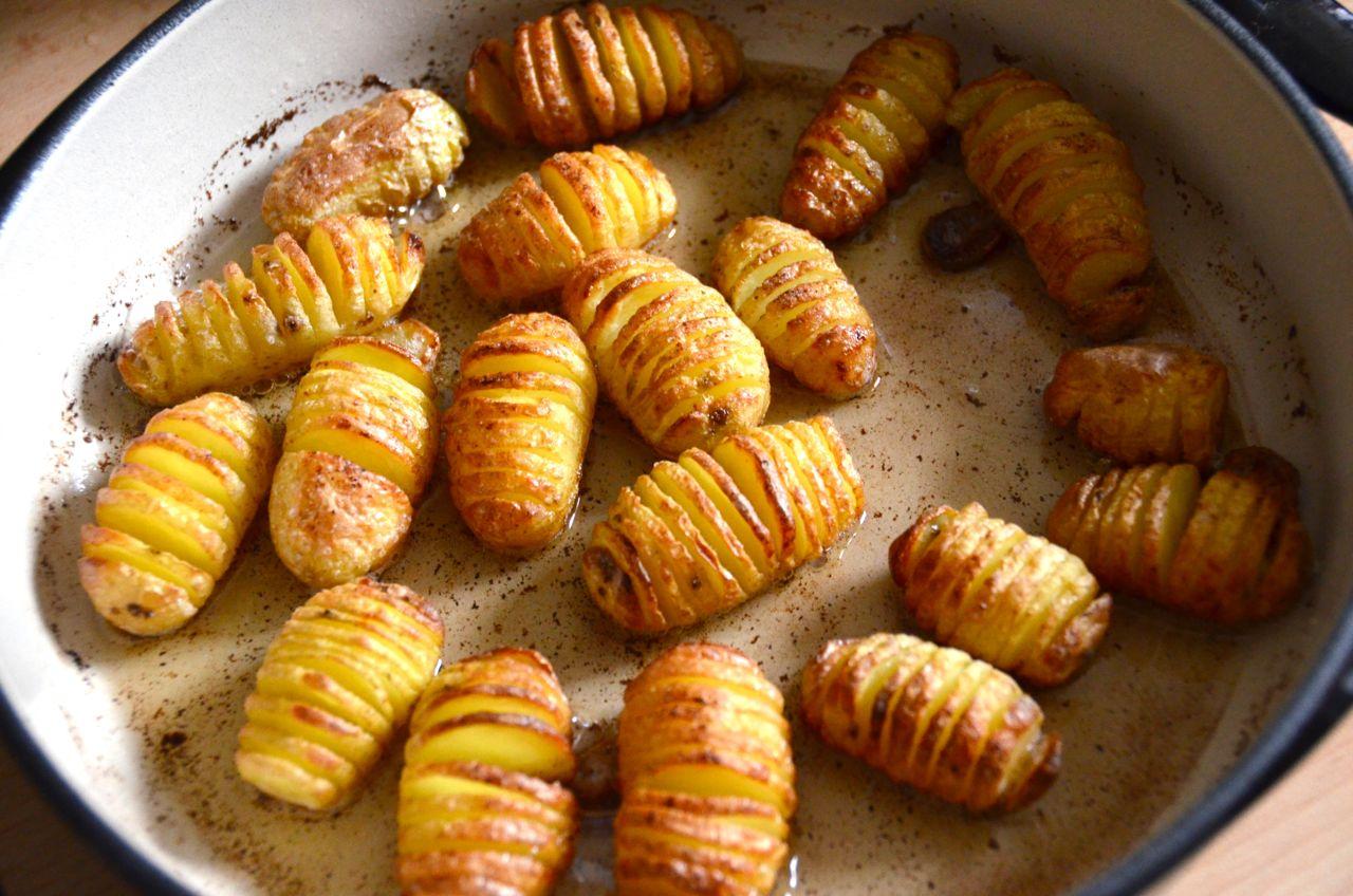 hasselback kartoffeln variationen