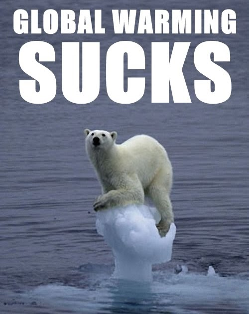 Global warming and its effects on the environment