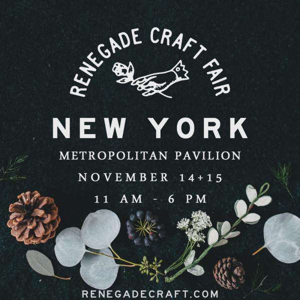 Etsy Craft Fair New York