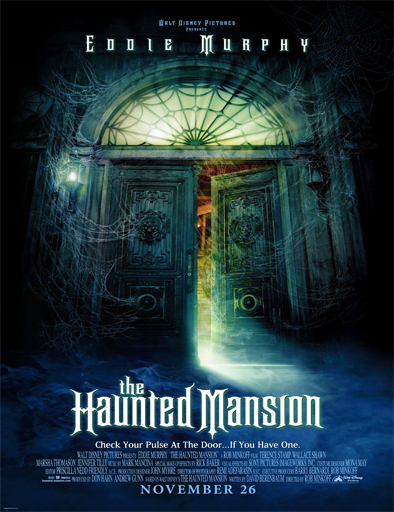 Ver La mansión embrujada (The Haunted Mansion) (2003) Online