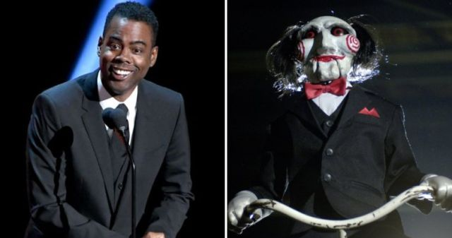 Movie Geek Feed: Chris Rock Re-Booting Saw with Darren Lynn