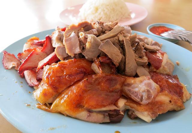 Roast Chicken Kluang Johor