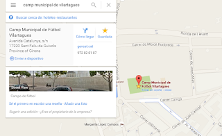 https://www.google.es/maps/place/Camp+Municipal+de+F%C3%BAtbol+Vilartagues/@41.7941755,3.022193,17z/data=!3m1!4b1!4m2!3m1!1s0x12bb06af4ac9bdf1:0x5cd3c41114d8774e