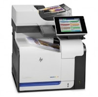 HP LaserJet Enterprise 500 color M575F Printer Drivers
