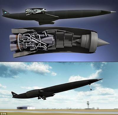 Enjin Roket Teknologi Tinggi Yang Mampu Bawa Manusia Ke Angkasa Dalam 15 Minit
