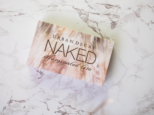 Beauty: Urban Decay Naked Illuminated Trio review