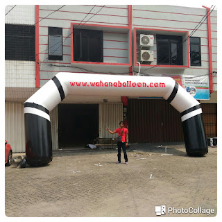 BALON GARURA START - FINISH