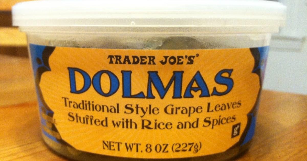 What's Good at Trader Joe's?: Trader Joe's Dolmas