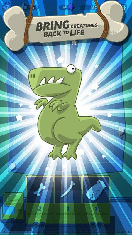 Crazy Dino Park MOD COMPRAS GRÁTIS 1.93