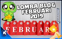 Lomba Blog Februari 2019
