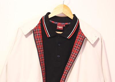 blur polo shirt, damon albarn polo shirt, britpop polo shirt, britpop fashion, lammymanreview