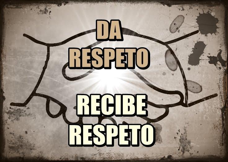 valor respeto - photo #3
