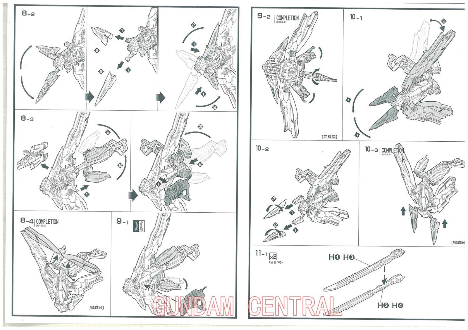 BTF: RG 1/144 Gundam Astray Red Frame Kai Optional