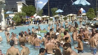Gay Pool Party Vegas