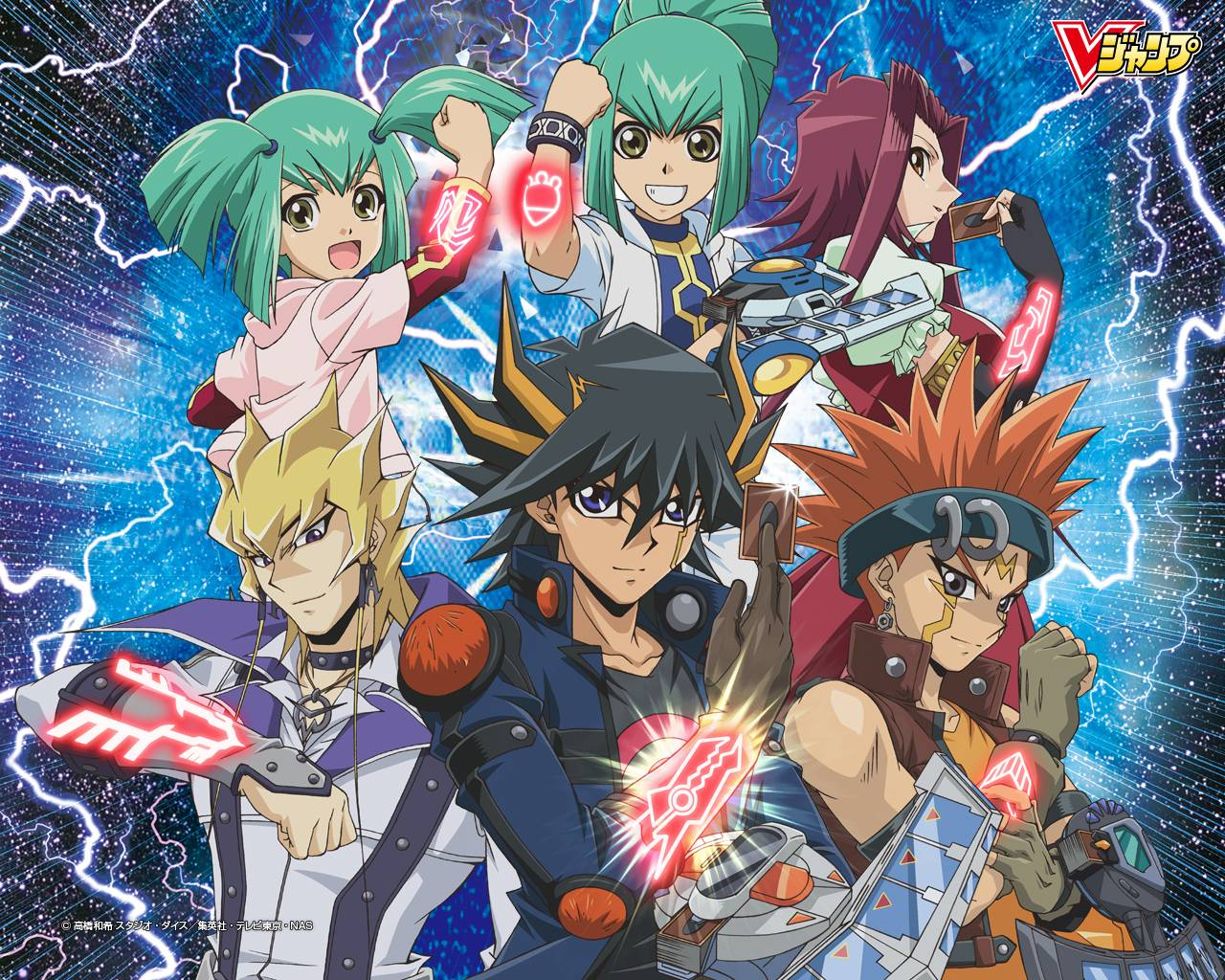 Ver Yu-Gi-Oh! 5Ds Online