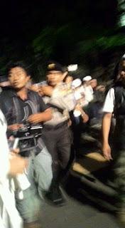 Inilah Foto Dan Video Provokator Aksi Damai 4 November yang berhasil Di Ambil - Commando