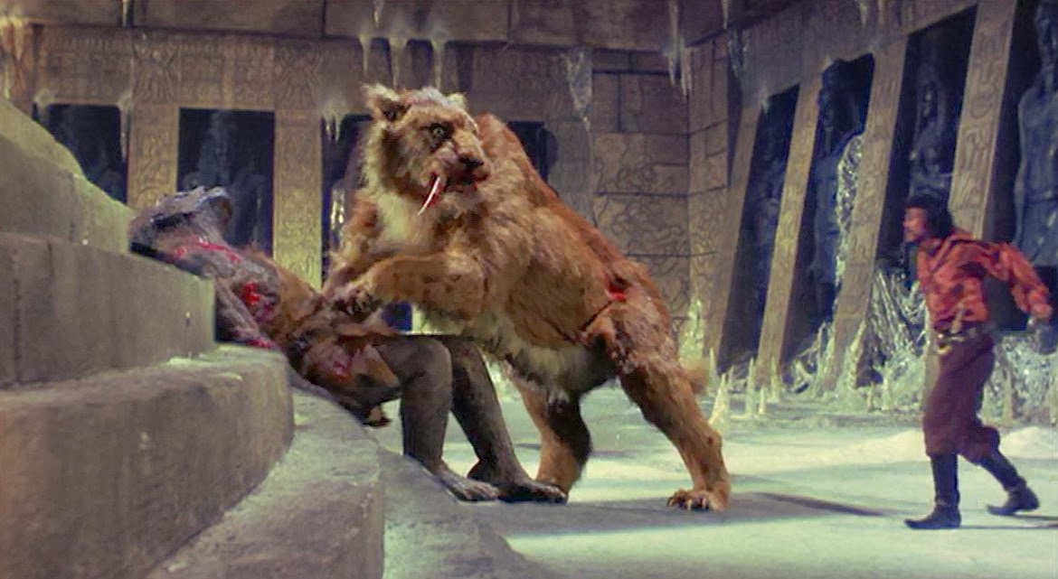 the lost continent ray harryhausen in the uk sinbad and