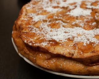 Apricot Chickpea Cake Recipe