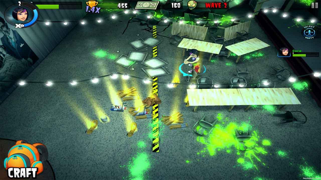 تحميل لعبة Rooster Teeth vs Zombiens