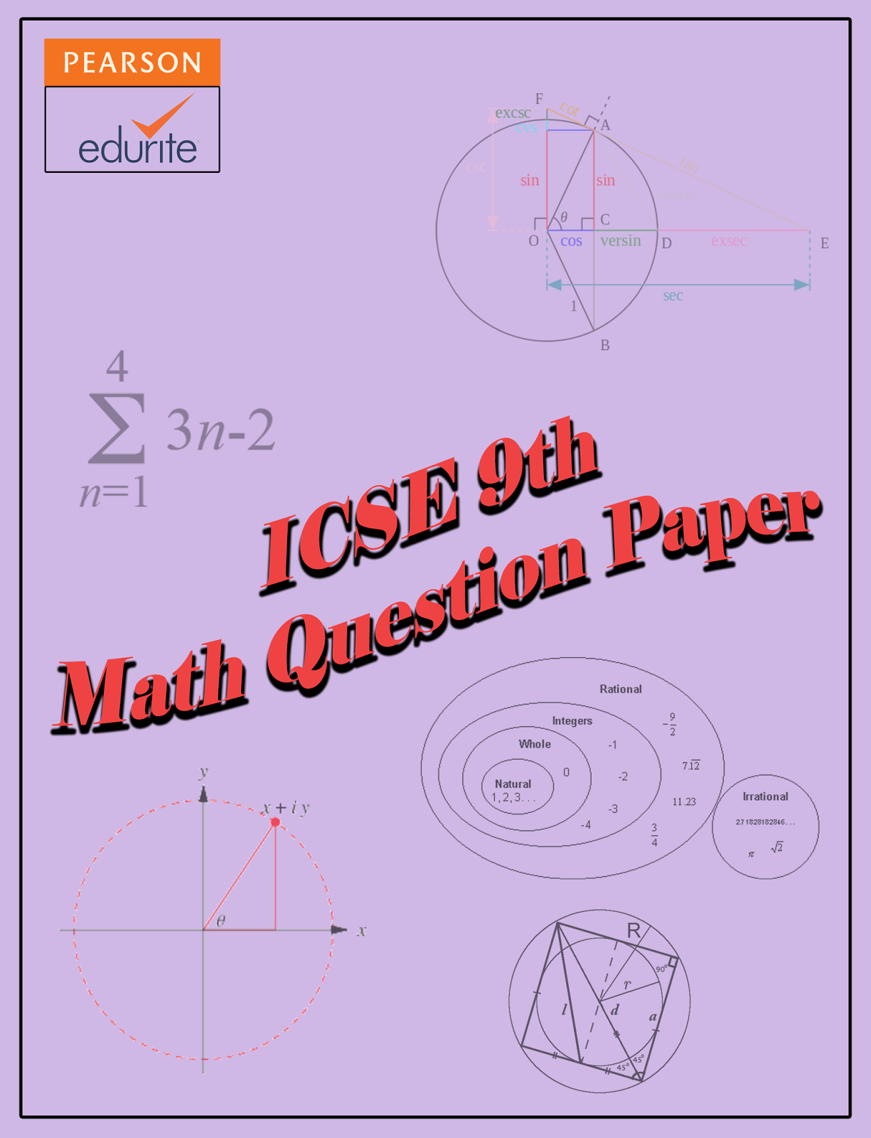 Sample Question Paper For Class 8 Icse Maths