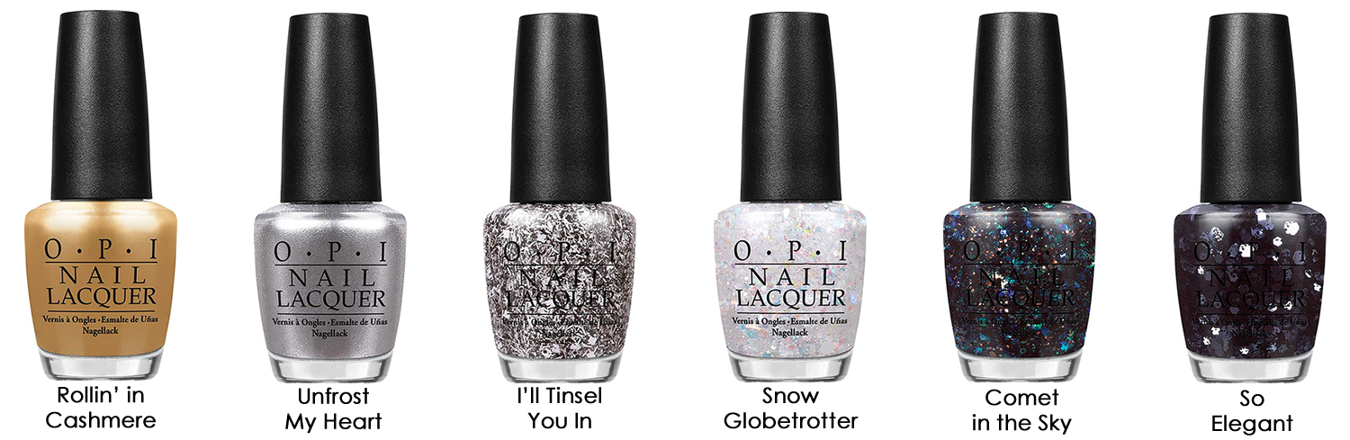 OPI Gwen Stefani Holiday Collection