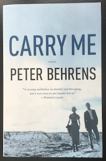 Book cover of Carry Me by Peter Behrens