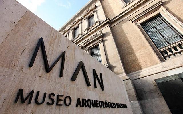Informações do Museu Arqueológico Nacional