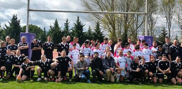 rugby inclusivo Hidalgos Quijote